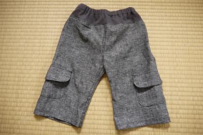 夏用ズボン2