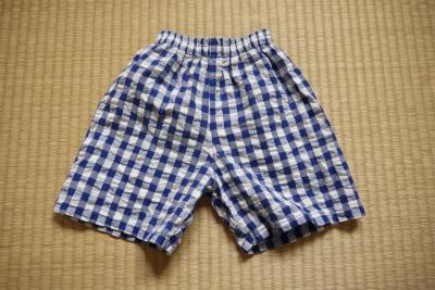 夏用ズボン3