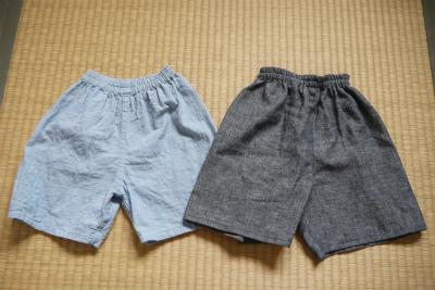 夏用ズボン4・5