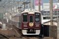 阪急1300系1300Fリラックマ号(20150802)