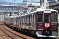 阪急1000系1004Fリラックマ号上り(20150726)