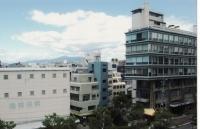 盛岡城2の丸からの岩手山の眺望