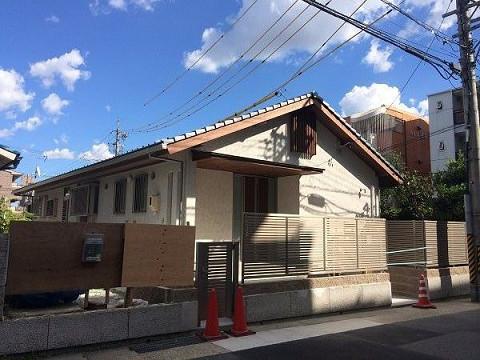 0798名古屋市天白区「塩釜口の家」外観