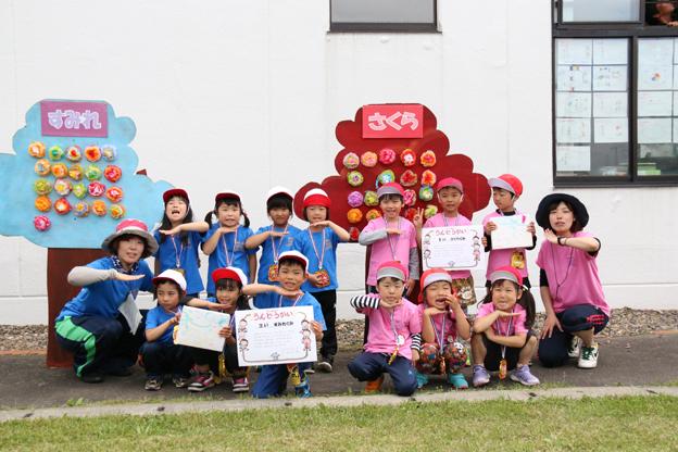 20150614幼稚園運動会