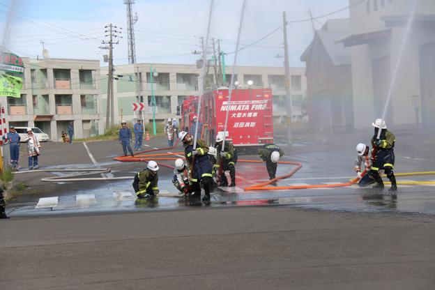 20150710消防演習