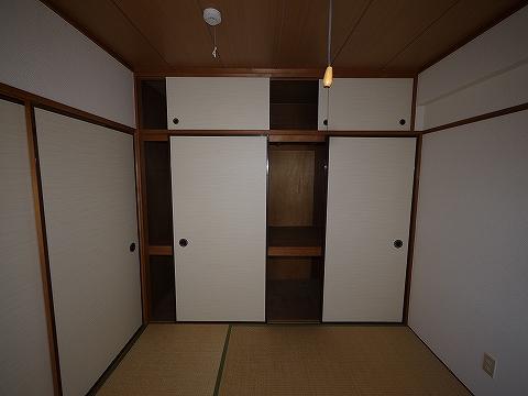 ビラ・ニューロード302和室 収納