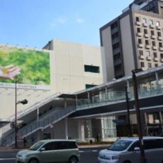 イオンモール岡山 2階からの通路0a