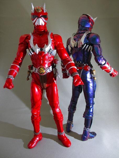 響鬼&紅3