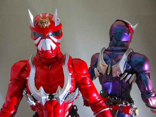 響鬼&紅4