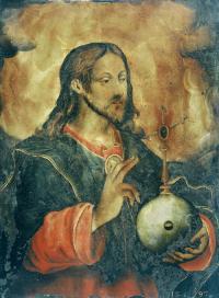 救世主画像