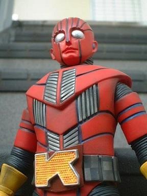 ロボット刑事・ブローアップ態