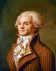 ロベスピエール肖像