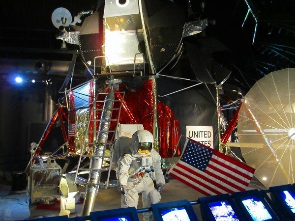 アポロ月面着陸船