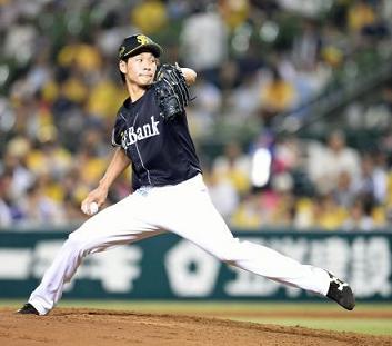 【ソフトバンク】武田翔太、自己最多の9勝「要所要所締め」