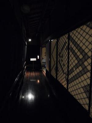 清方の間廊下
