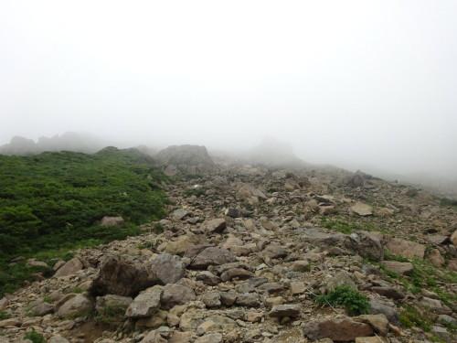 2015年7月28日早池峰山⑮_1