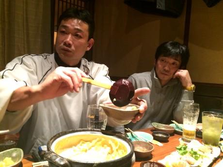 20150102 日大OB懇親会 (1)