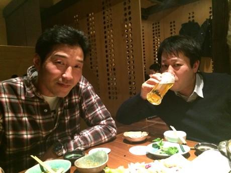 20150102 日大OB懇親会 (2)
