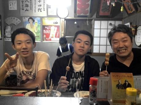 20150720 親子で柳 (1)
