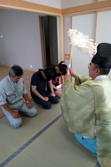 20150803 新宅祓い (1)