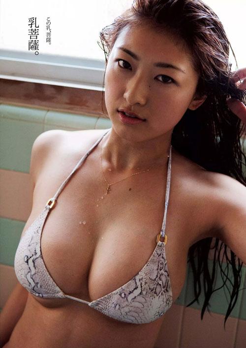 安久澤ユノ乳菩薩の衝撃おっぱい13