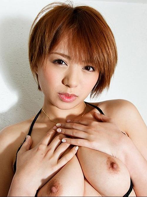 【星美りか】ぷるぷる美巨乳おっぱい全裸ヌード大好きやwwおまんこM字開脚動画