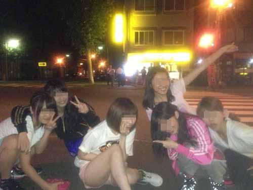 【ボッキ注意】ヤンキー女子中学生wwwwwwww(※画像あり※)