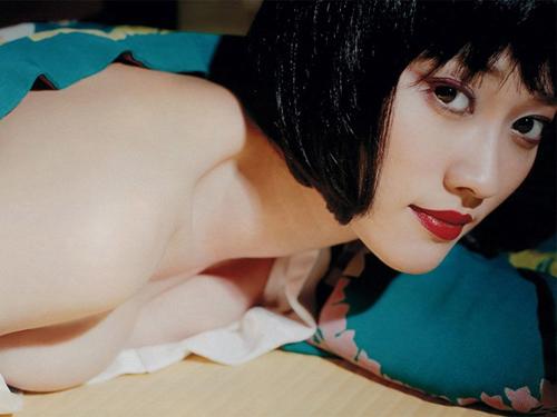 【原幹恵】セクシーアダルト!下着越し巨乳おっぱい画像ビキニ水着マン筋動画