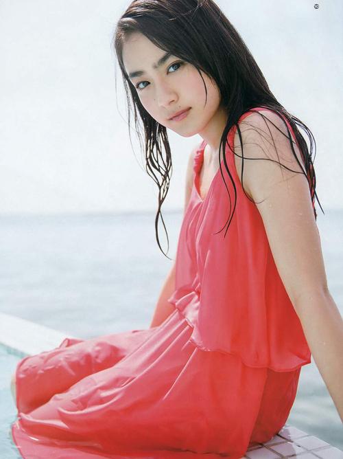 平愛梨の実妹、平祐奈(16)が可愛い。画像×6