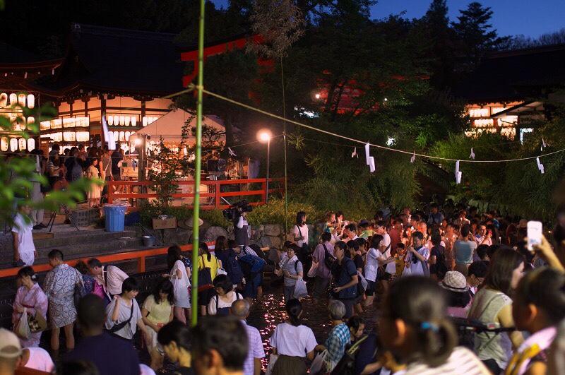 みたらし祭 御手洗祭 下鴨神社 2015年