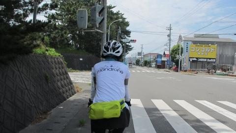 相良町辺りは、国道を走ります。