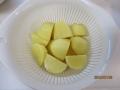 ジャガイモのピリ辛煮3