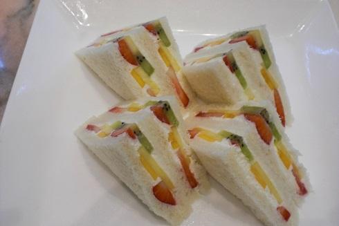 千疋屋サンドウィッチ