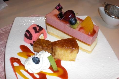 マダムシンコ ケーキ