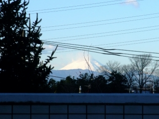 富士山 2015 1.1