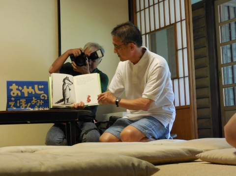 20150711絵本読み聞かせ1