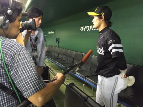 20150607ホークス高田選手の画像