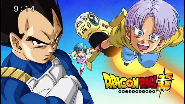 アニメ ドラゴンボール Dragon Ball 超 スーパー ベジータ ベジータが家族旅行