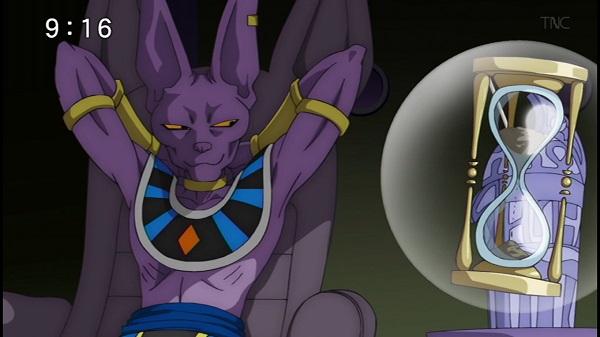 アニメ ドラゴンボール Dragon Ball 超 スーパー 破壊神ビルス