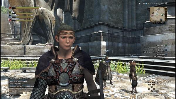 PS4 PS3 ドラゴンズドグマオンライン クローズドベータテスト2 dragonsdogma on-line プレイ日記