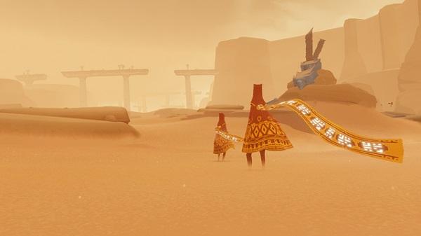 PS4 風の旅人
