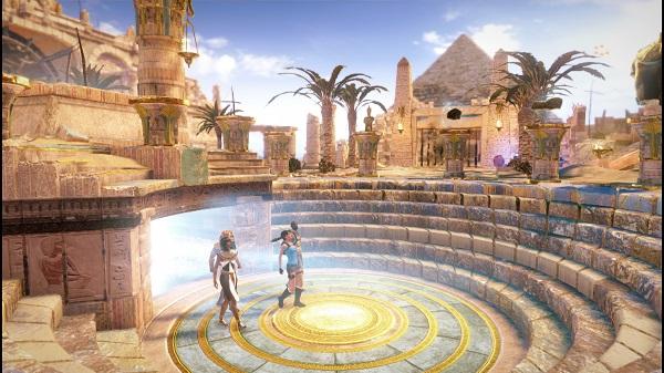 PS4 PSPlus PSプラス 8月 フリープレイタイトル ララ・クロフト アンド テンプル オブ オシリス プレイ日記