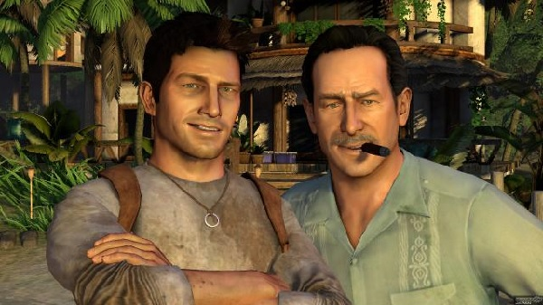 PS4 Uncharted アンチャーテッド コレクション リマスター エル・ドラドの秘宝 黄金刀と消えた船団 砂漠に眠るアトランティス