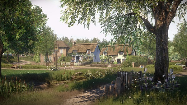 PS4 幸福な消失 Everybody's Gone to the Rapture  アドベンチャー