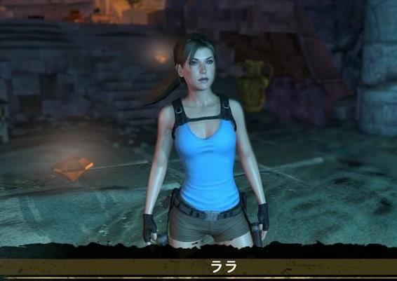 PS4 PSPlus フリープレイタイトル ララ・クロフト アンド テンプル オブ オシリス
