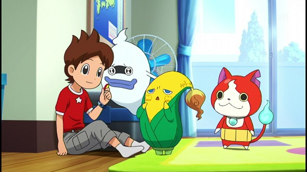 ゲームアニメ 妖怪ウォッチ セカンドシーズン 妖怪ウォッチU ピントコーン マーク・シャッチーバーグ
