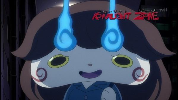 ゲームアニメ 妖怪ウォッチ 80話 感想 こわいライトゾーン