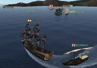 久々の海賊さん♪