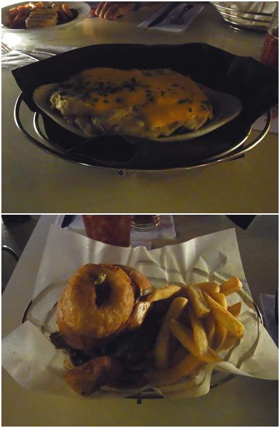 シェパーズパイ&ハンバーガー