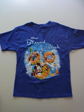 ブリザード・ビーチのTシャツ